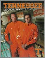 University of Tennessee Swimming-Diving media guide 2008-2009