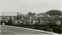 Henley Street Bridge and Railroad Bridge