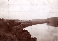 View of the Tennesse River from the UT Agricultural Experiment Station