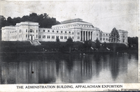 Appalachian Exposition Administration Building
