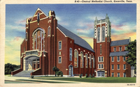 Central Methodist Episcopal Church, South