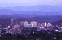 View of Downtown Knoxville
