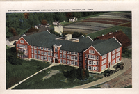 Morgan Hall (UT Agricultural Campus)