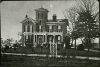 Edward Sanford Mansion (Maplehurst)