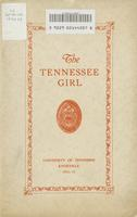 The Tennessee girl, 1932-1933