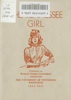 The Tennessee girl, 1944-1945