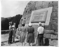 Newfound Gap - Rockefeller Memorial