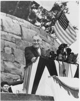 Franklin D. Roosevelt, Newfound Gap