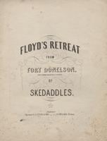 Floyd's Retreat from Fort Donelson