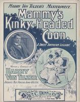 Mammy's kinky-headed coon