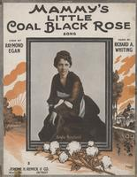 Mammy's little coal black rose song