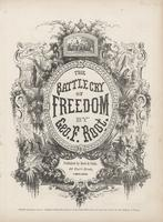 The battle cry of freedom: Rallying song