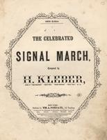 The signal march