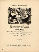 Springtime of love : waltz song