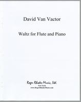 Waltz for flute and piano