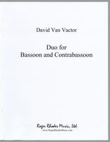 Duo for bassoon and contrabassoon