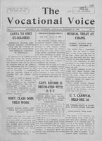 The vocational voice, volume 1, number 11