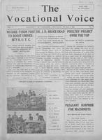 The vocational voice, volume 1, number 15