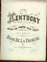 Kentucky Once So Proud and Free