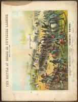 The Battle of Shiloh or Pittsburg Landing
