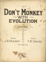 Don't Monkey with Evolution