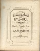 Florence Loved and Lost