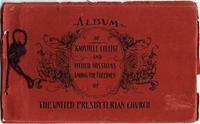 Album of Knoxville College and other missions among the Freedmen of the United Presbyterian Church