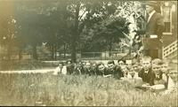 Photograph of the Corn Club Boys
