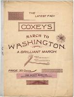 Coxey's March to Washington