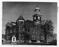 Bradley County Courthouse, 1963