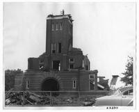 Demolition of Bradley County Courthouse