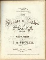 The Mountain Zephyr Polka