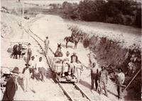 Construction of the Louisville and Nashiville Railroad