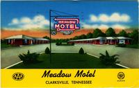 Meadow Motel, Clarksville, Tennessee
