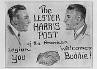 American Legion and the National Sanatorium in Mountain Home, Tenneessee