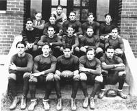 Football team of Rhea Central High School