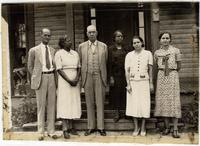 The Knoxville Colored Orphanage and Board of Directors