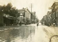Flood in Bristol, Tennessee and Virginia