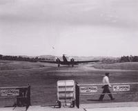 Early photographs of the Tri-Cities area airport in Tennessee