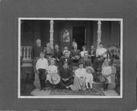 Portrait of the Reynolds family