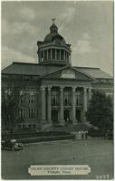Giles County Court House, Pulaski, Tenn. - 2655