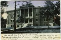 2861 - Martin College for Young Ladies, Pulaski, Tenn.