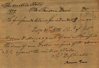 1802 Jul. 31, United States to Ransom Davis