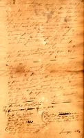 1820 July 27, State of Tennessee, to the Sheriff of Rhea County