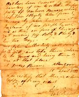 1838 10 April, Order concerning stolen property
