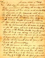 1824 Oct. 2, [to] Alexander McCoy and Nathaniel Hicks