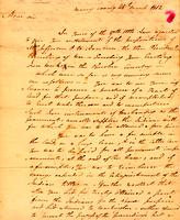 1812 Mar. 28, Maury County, Tennessee [to] Elias Earle