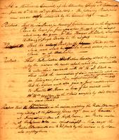 1804 Apr 4, Resolutions of the National Council of Cherokee Chiefs at Eustinalee