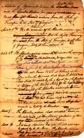 Articles of Agreement [1803 Oct. 20] between the United States and the Cherokee Nation