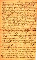 1818 May 4, Cherokee Agency [to] Colo[nel] Geo[rge] Gillespie